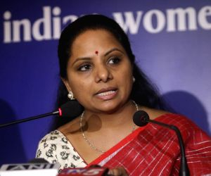 Federal Front will be game changer: KCR's daughter