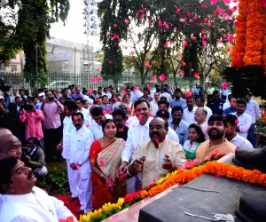 Republic Day celebrations at Telangana assembly