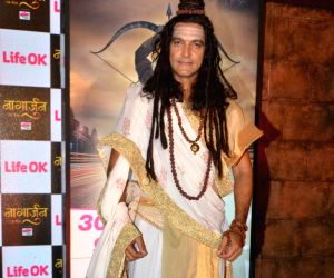 Launch of Life Ok's TV show Naagarjuna - Ek Yoddha