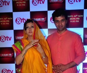 Press meet & TV new show Santoshi Maa