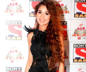 TV actress Sara Khan shoots video for new song 'Tattoo Boy'