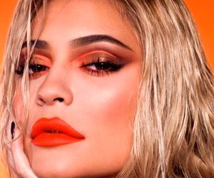 Kylie Jenner cashing on her viral rise and shine moment