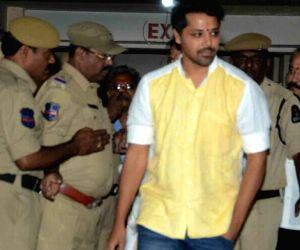 Ananda Krishna appears before SIT in drug case