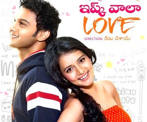 Telugu film 'Ishq Wala love' stills
