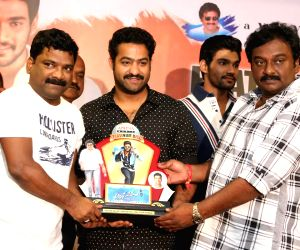 Telugu movie 'Alludu Seenu' film platinum disc function