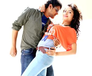 Telugu movie B Tech Love Story Stills