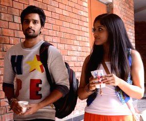 Telugu movie 'Chakiligintha' stills