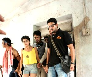 Telugu movie 'Ice Cream 2' stills