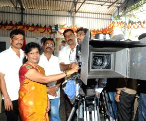 Telugu movie 'Lock' launched