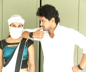 Telugu movie 'Oka Criminal Prema Kadha' stills