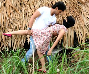 Telugu movie 'Oka Criminal Prema Katha' stills