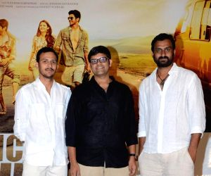 Telugu movie 'Pathashala' theatrical trailer launch