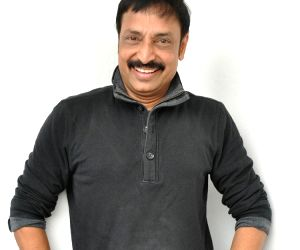 Pelli Choopulu Producer Raj Kadukuri during a press conference