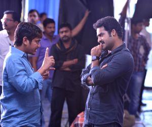 Telugu movie 'Rabhasa' stills