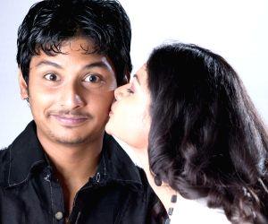 Telugu movie 'Rangam Modadayyindi' stills