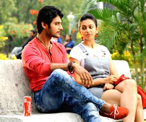 Telugu movie 'Rough' stills
