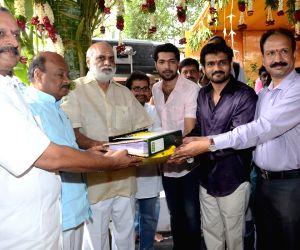 Telugu movie 'Tippu' Stills