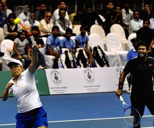 CTL - Martina Navratilova and Leander Paes