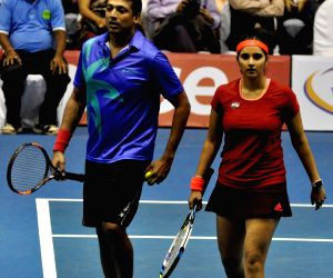 CTL - Sania Mirza and Mahesh Bhupathi