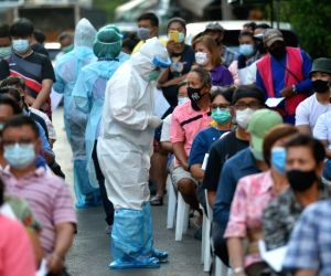Thailand reports 72 new Covid cases