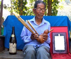 Defying poverty, Tripura tribal artist gets Padma Shri for promoting rare musical instrument