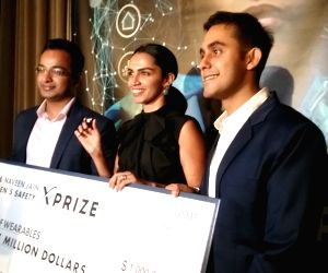 Delhi team wins $1M XPrize for women's safety device inspired by Nirabhaya