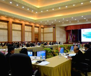 BRUNEI-BANDAR SERI BEGAWAN-ASEAN+3 MEETING-ENVIRONMENT MINISTERS