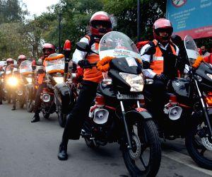 Delhi's 16 bike ambulances helped 650 patients since February
