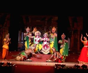 The 65th consecutive year of 'Shri Ram', the oldest annual dance drama