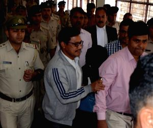 Kotkhai gang rape - accused presented before CBI court