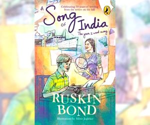 Free Photo: 'A Song of India' marking Ruskin Bond's 70-year writing career to release on July 20