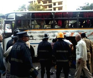 One killed in Mumbai accident
