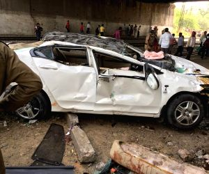 2 dead, five injured in Delhi car accident