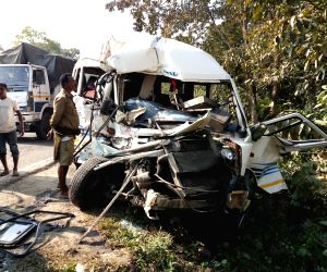 Four killed in Assam road accident