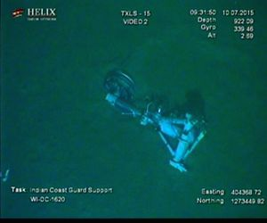 Missing Coast Guard aircraft found, black box recovered