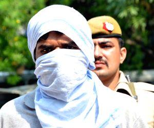 Gangster apprehended by Delhi police