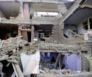 AFGHANISTAN KABUL TRUCK BOMBING