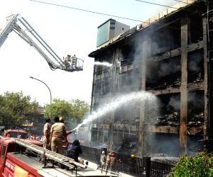 Noida factory fire