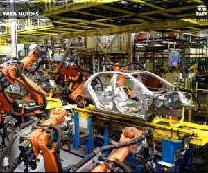 The growth rate of India's factory production slowed massively in January 2019 to 1.7 per cent, from 7.5 per cent reported for the corresponding month of 2018, official data showed on Tuesday.(Photo: Tata Motors/Instagram)