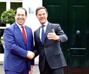 THE NETHERLANDS-THE HAGUE-MEETING