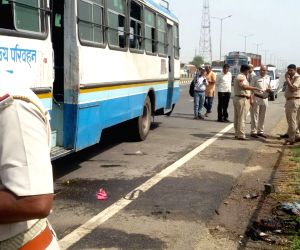 Eight injured in blast in Haryana Roadways bus