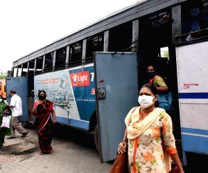 Motor vehicle strike in Kerala partial