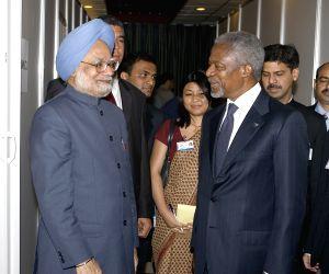 Kofi Annan, global statesman, architect of UN development goals