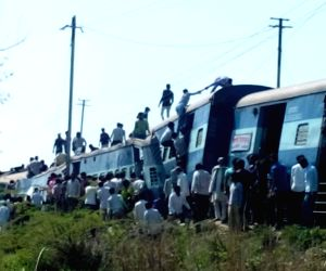 Four killed in UP train accident