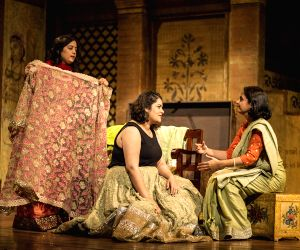 Family drama, gender stereotypes in this 'Ladies Sangeet' ()