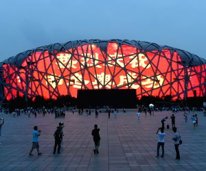 CHINA BEIJING 2022 WINTER OLYMPICS CELEBRATION