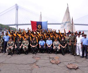 NCC concludes Farakka - Kolkata Sailing Expedition