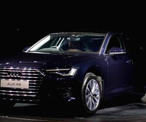 Virat Kohli launches New Audi A6