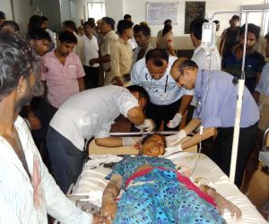 Stone crusher kills 10 in Haryana