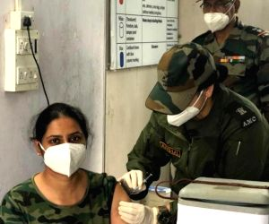 NDMC begins Covid testing of forces ahead of R-Day